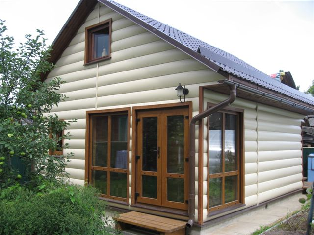 Сайдинг — достойное решение для облицовки вашего дома!