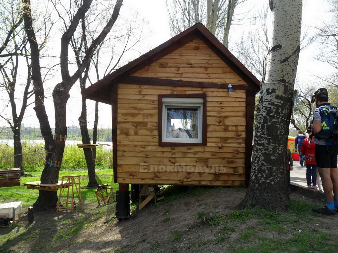 """thumb_Проект """"Ізбушка"""" для мотузкового парку пригод - Фото № 6"""