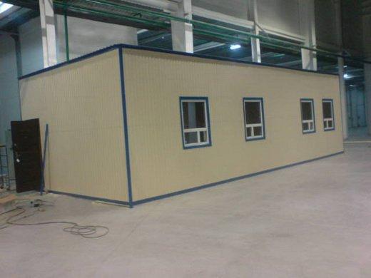 thumb_Модульный офис 12х12м внутри складского терминала - Фото № 2
