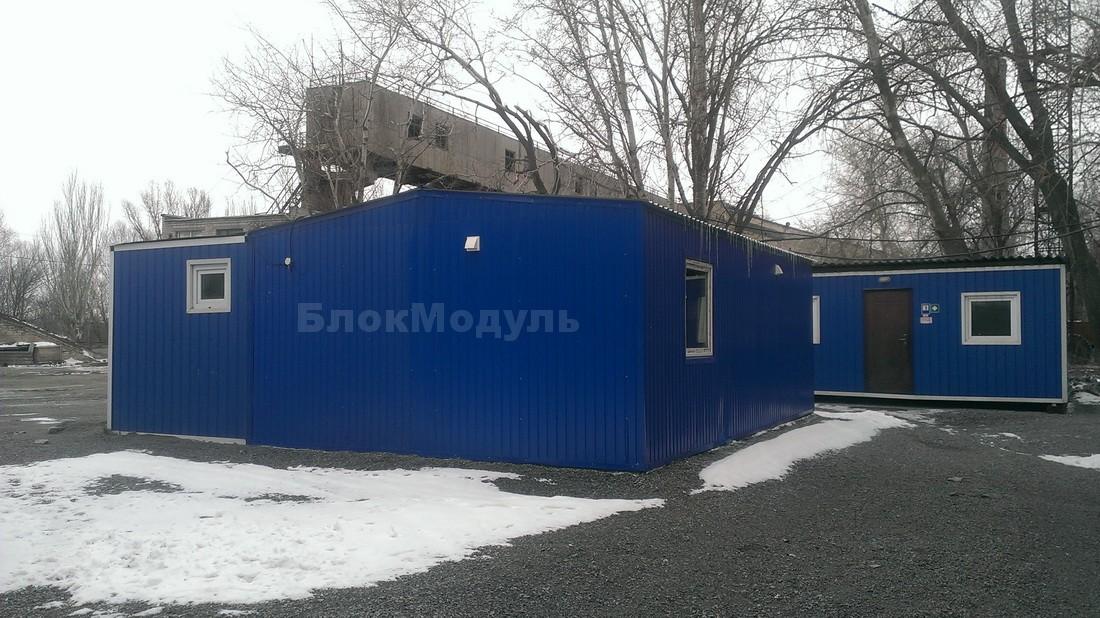 thumb_2 модульных здания на гранитный карьер - Фото № 3