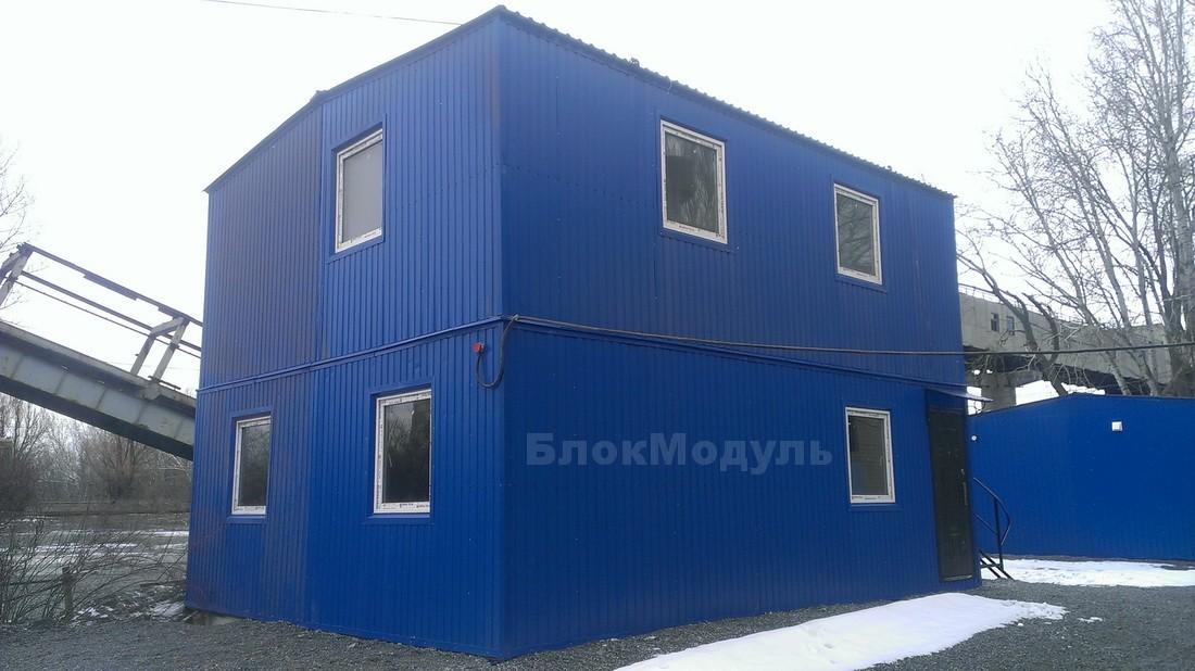 thumb_2 модульных здания на гранитный карьер