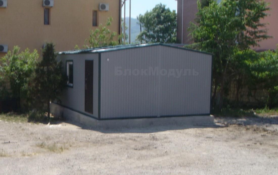 Комплекс мини-отелей в г. Коктебель