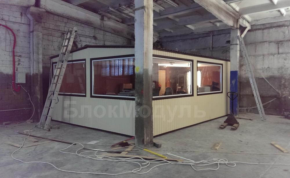 модульный офис 7х5