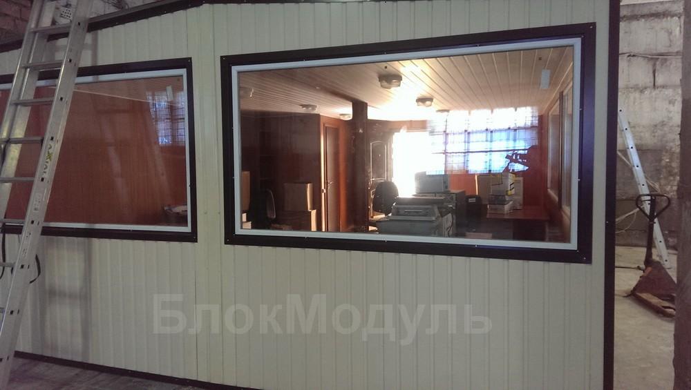 thumb_Модульний офіс 7х5м в рибному цеху - Фото № 2