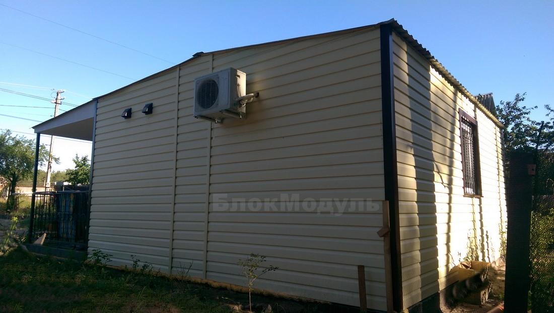 thumb_Дачний будинок 6х7.5м з верандою - Фото № 4