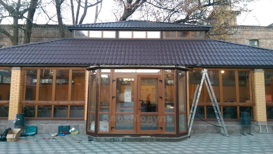 thumb_Кухонні модулі та прибудова-хол для Ісламського центру - Фото № 7