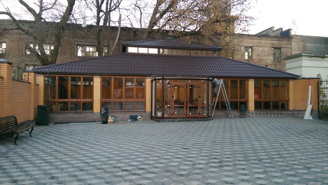 thumb_Кухонні модулі та прибудова-хол для Ісламського центру - Фото № 3