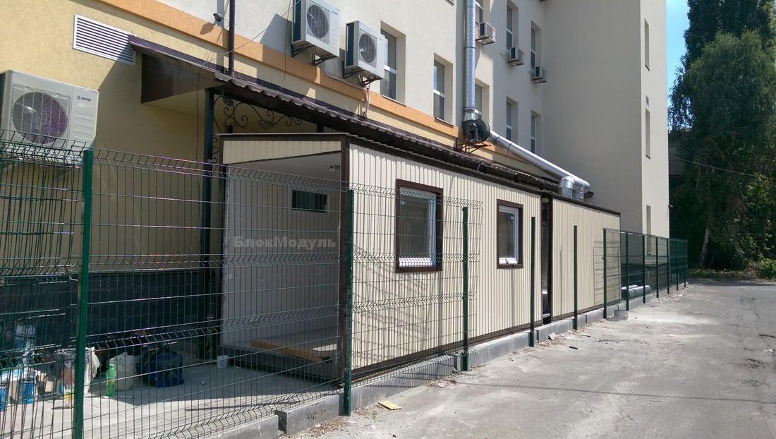 thumb_Кухонні модулі та прибудова-хол для Ісламського центру - Фото № 4