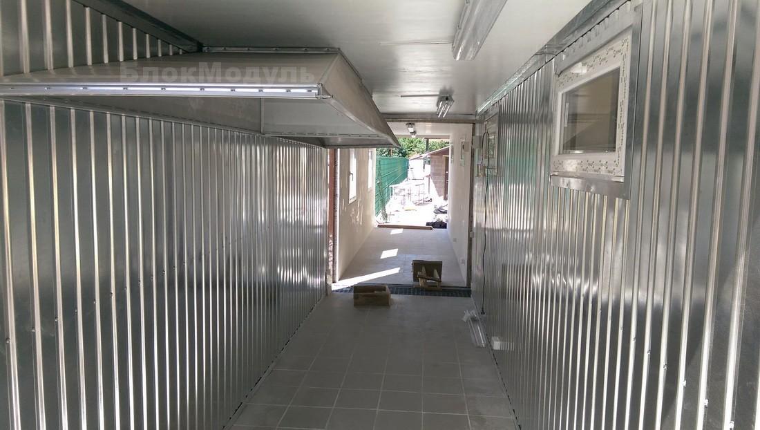 thumb_Кухонні модулі та прибудова-хол для Ісламського центру - Фото № 6