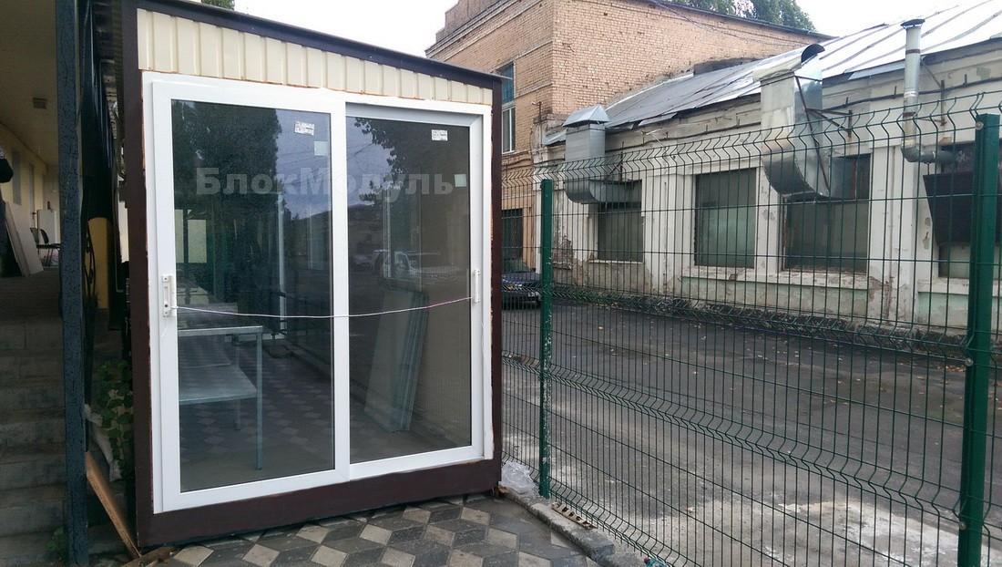thumb_Кухонні модулі та прибудова-хол для Ісламського центру - Фото № 2