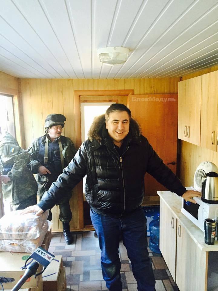 thumb_Блок посты в АТО по заказу М. Саакашвили - Фото № 3
