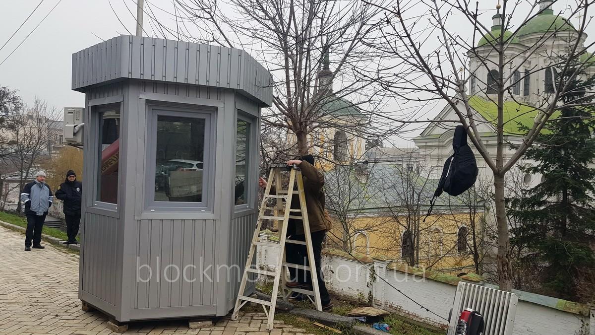 thumb_2 Поста охраны для посольства США - Фото № 5