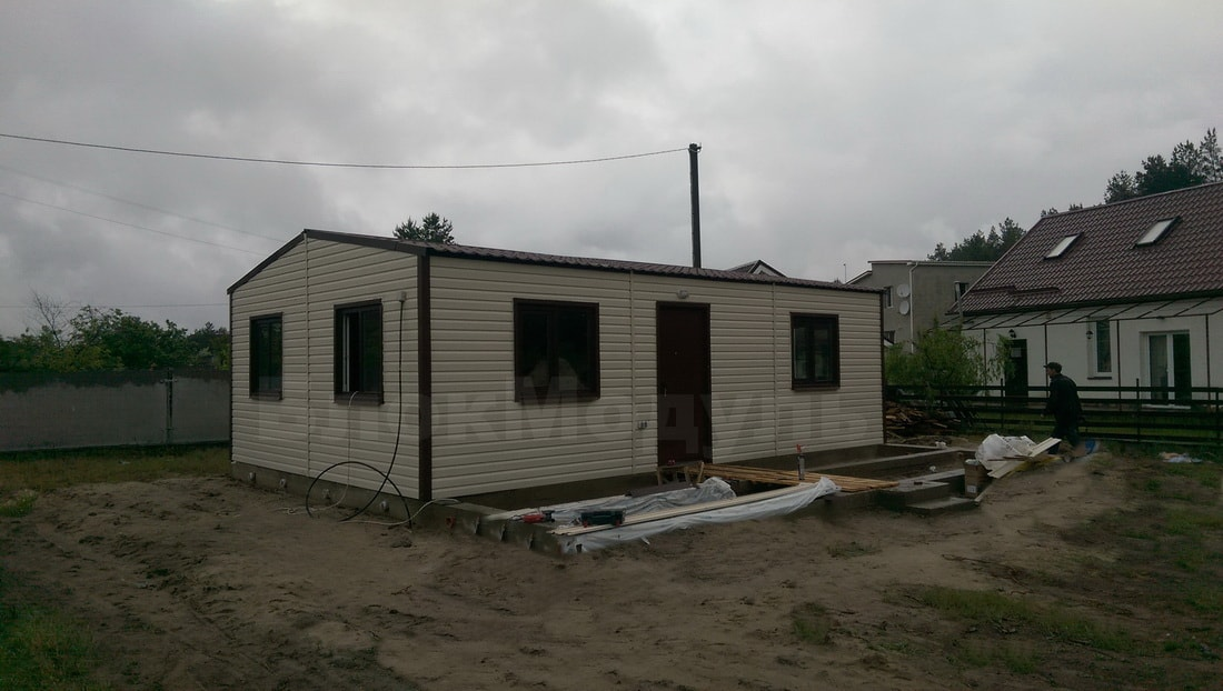 thumb_Каркасний будинок 9х6м з верандою в с. Дубечня - Фото № 13