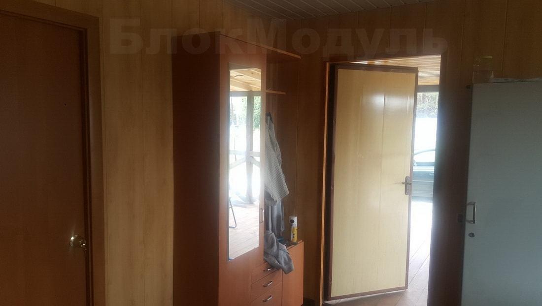 thumb_Каркасный дом премиум класса 9х6м с верандой в с. Дубечня - Фото № 11