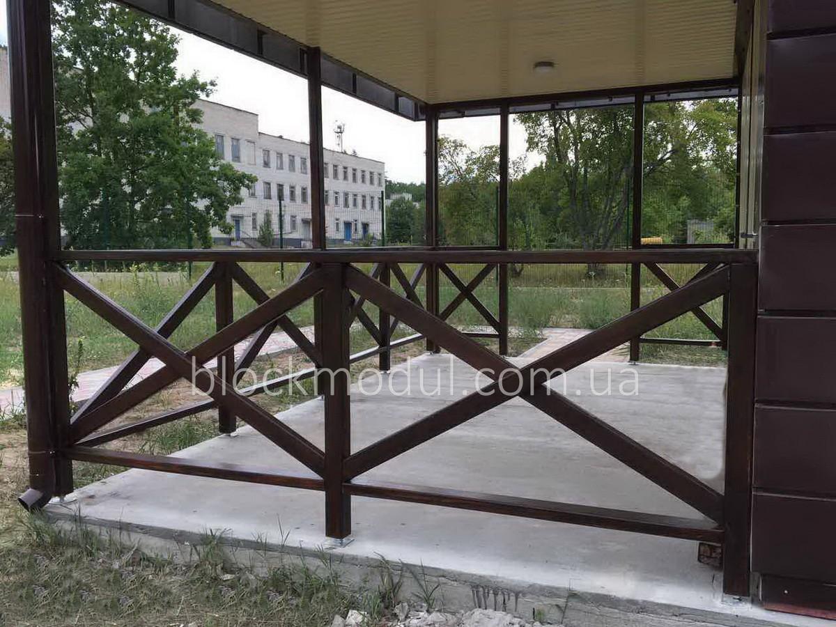 thumb_Адміністративно побутовий модуль 12х5м з верандою для ДП «Укркосмос» - Фото № 5