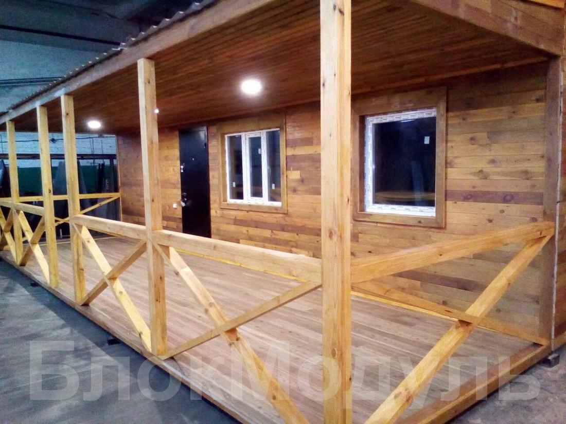 thumb_Модульный дом с верандой - Фото № 3