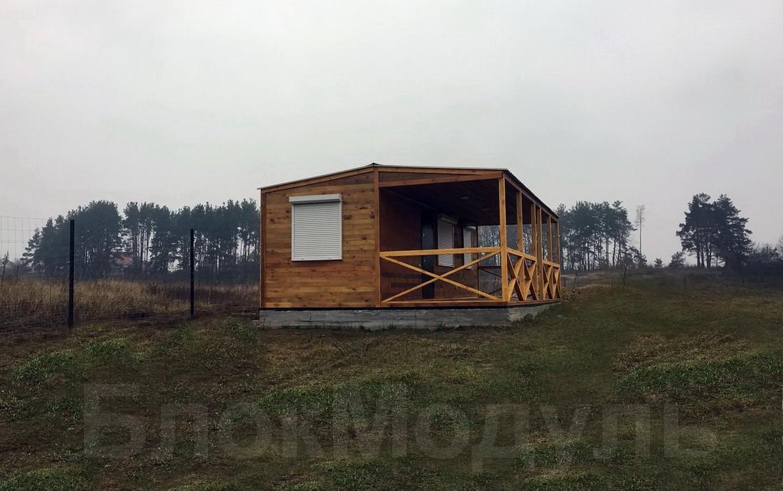 thumb_Модульный дом с верандой - Фото № 9