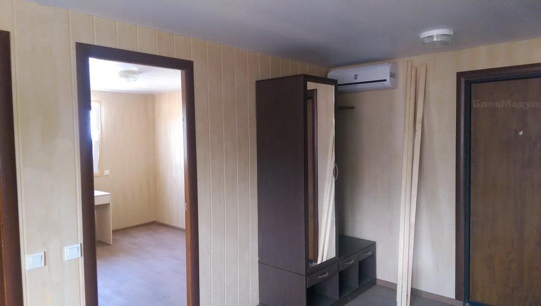 thumb_Модульный дом 8.5х6м для отдыха с комфортом. - Фото № 7