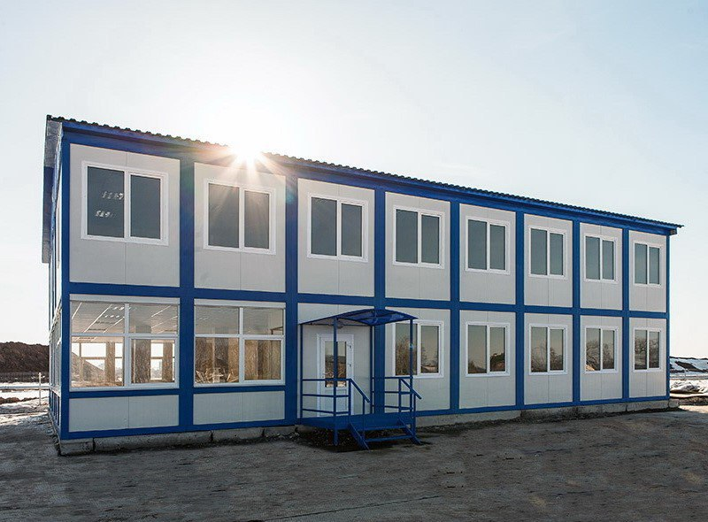 модульное здание