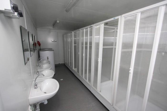 санитарный модуль