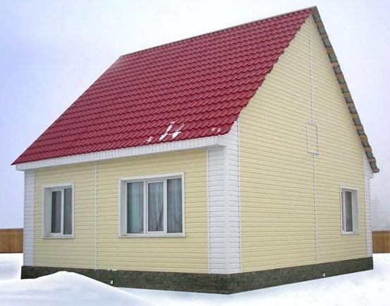 Сайдинг — достойное решение для облицовки вашего дома! - Фото № 2