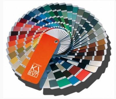 Каталог RAL – німецький стандарт кольору