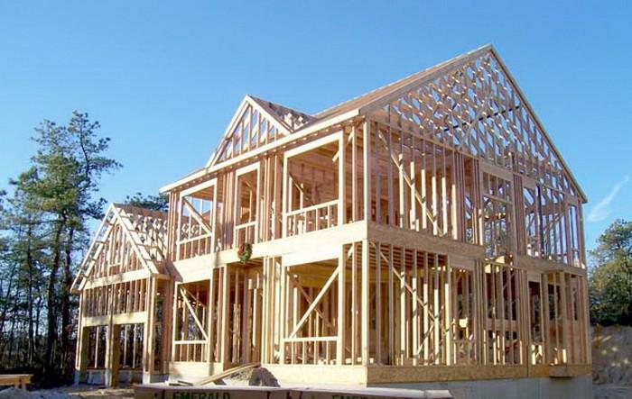 Какой каркас для модульного дома лучше: деревянный или металлический?