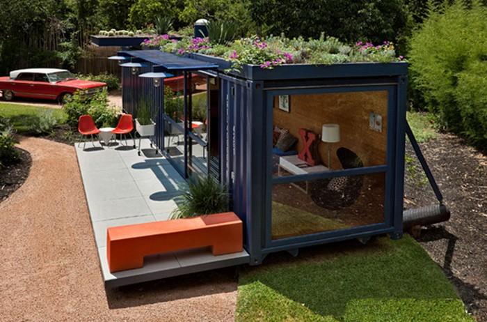 Как построить дом из контейнеров? - Фото № 2