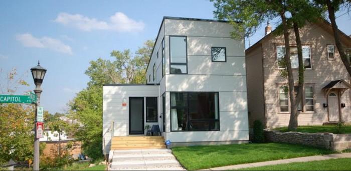 Как построить модульный дом