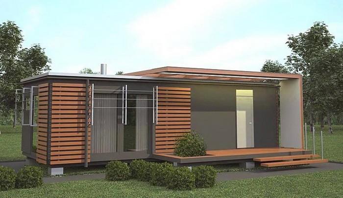 Как построить модульный дом - Фото № 2