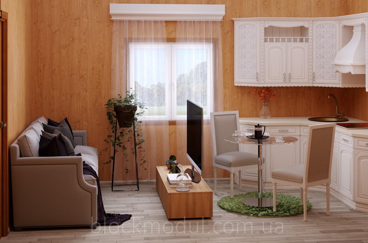 Дачный домик ДДМ6 - Фото № 2