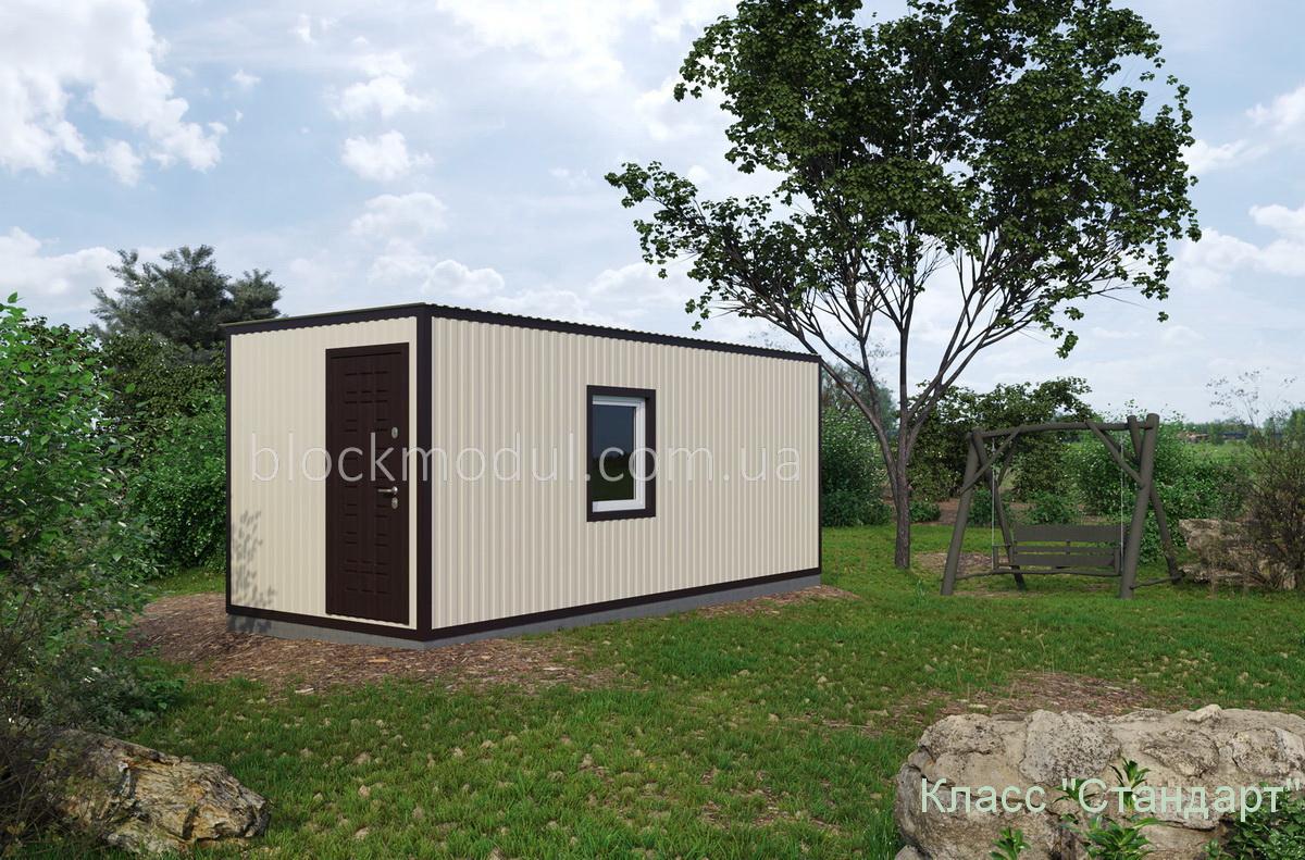 Дачный домик ДД1 - Фото № 3