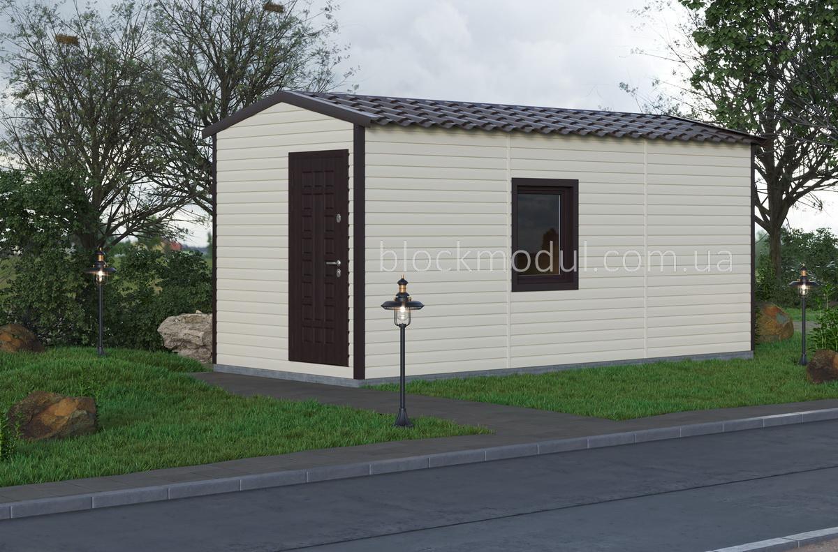 Дачный домик ДД1 - Фото № 4