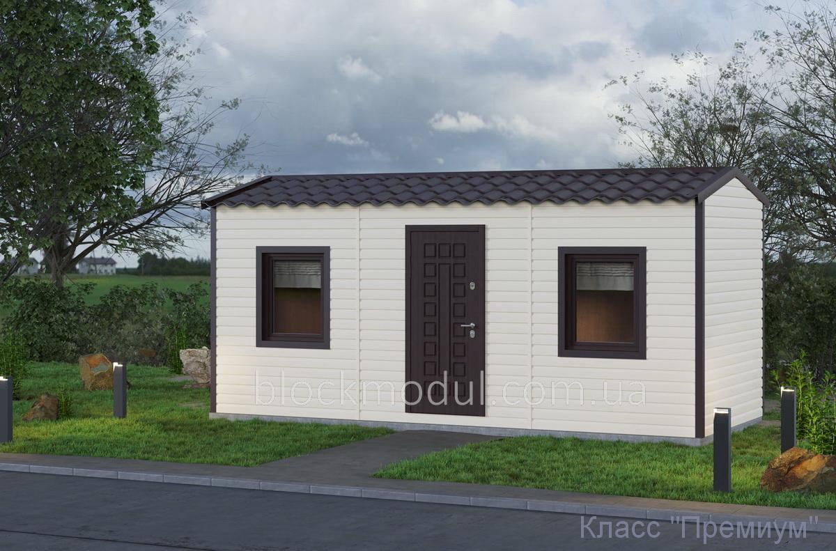 Дачный домик ДД3 - Фото № 4