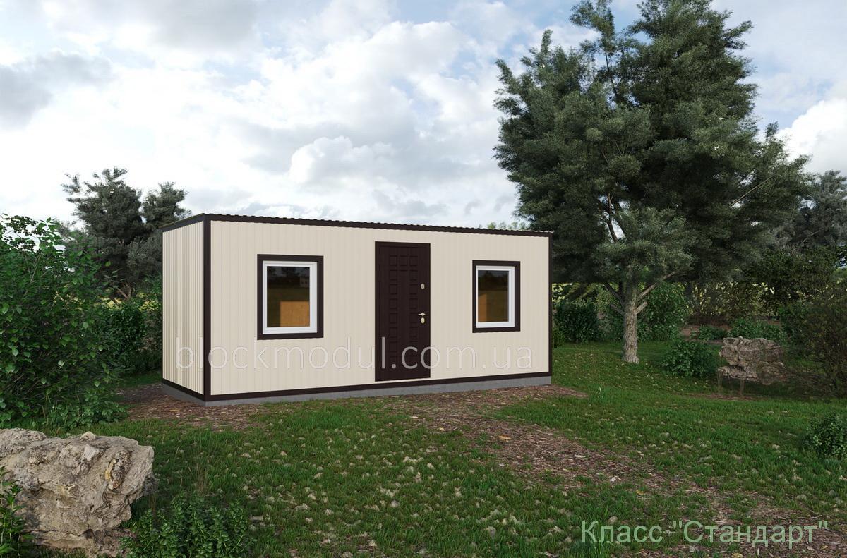 Дачный домик ДД3 - Фото № 3