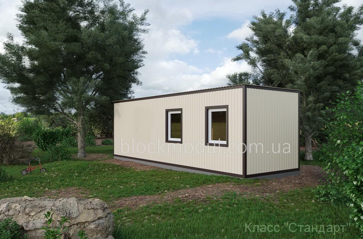 Дачный домик ДД7 - Фото № 3
