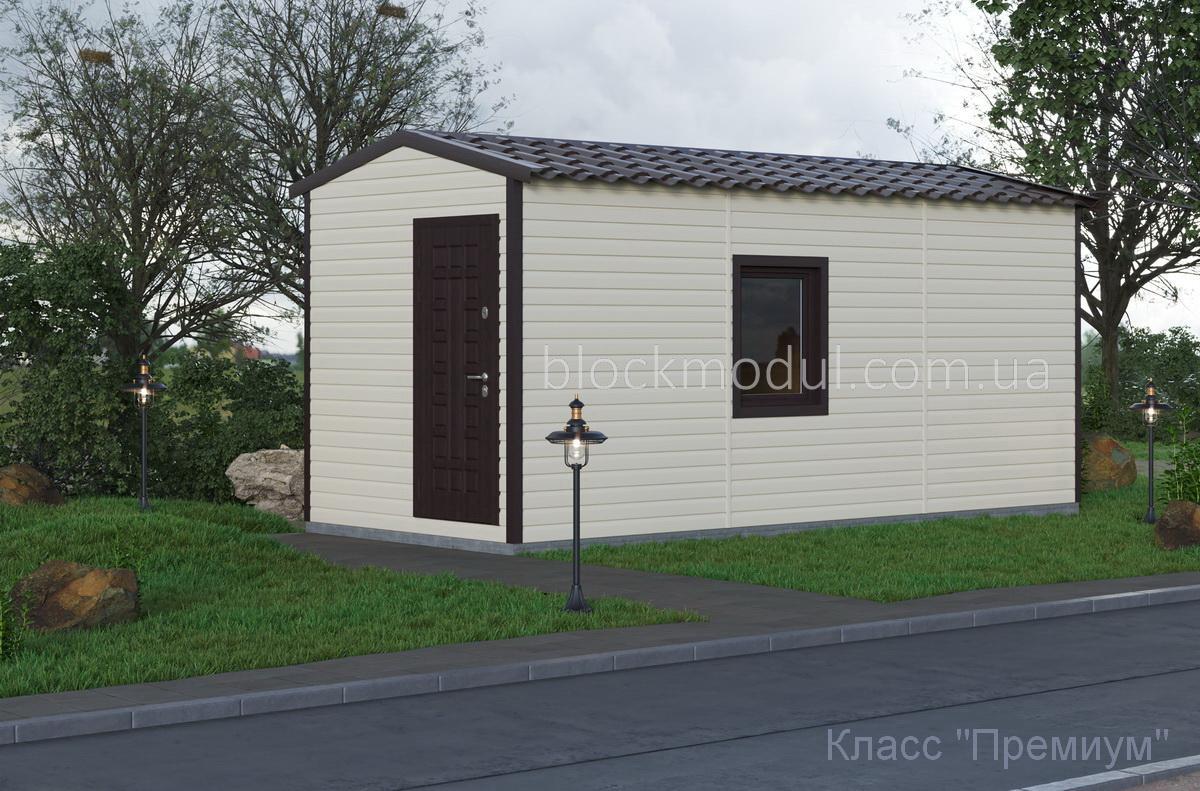 Дачный домик ДД2 - Фото № 4