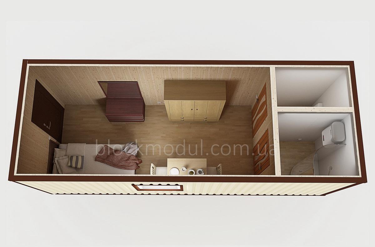 Дачный домик ДД2