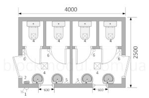 thumb_Туалетный модуль СБТ4 - Фото № 2