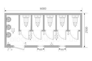thumb_Туалетный модуль СБТ5 - Фото № 2
