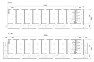 thumb_Модульное общежитие на 20 чел. ОМ5 - Фото № 2