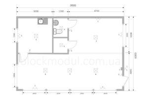 thumb_Модульний офіс продажів ОФМ5 - Фото № 2