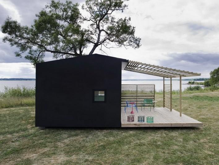 садовый домик от БлокМодуль