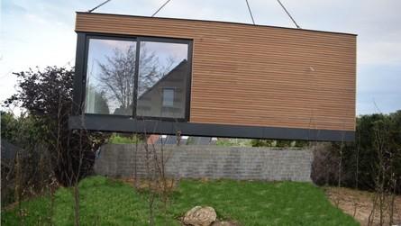 модульный домик-кран